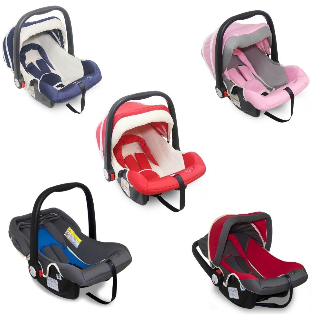 Bebê Conforto 0 A 13 Cadeirinha Inmetro Baby Style