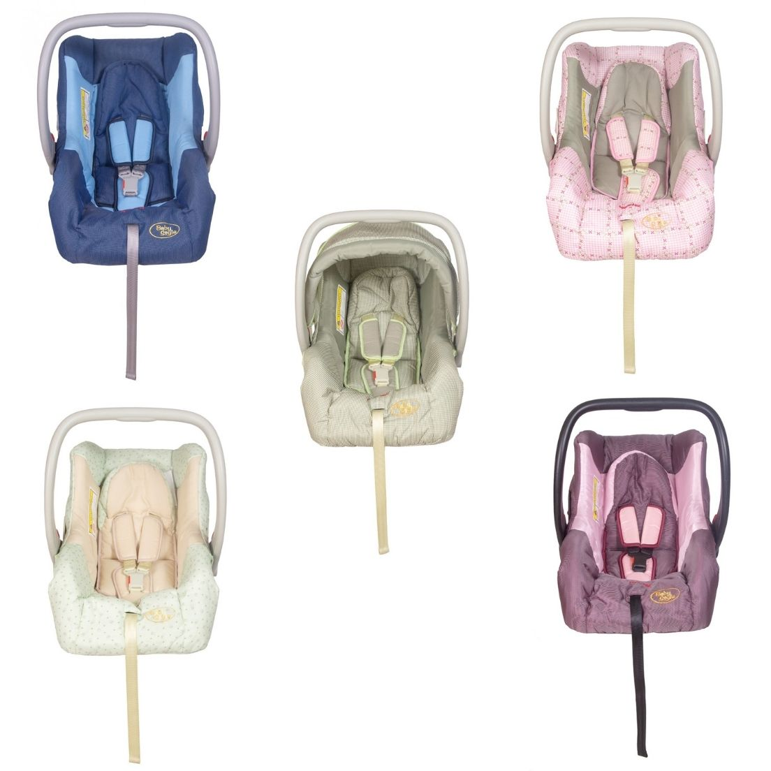 Bebê Conforto Carro Baby Style 688 Cert. Inmetro