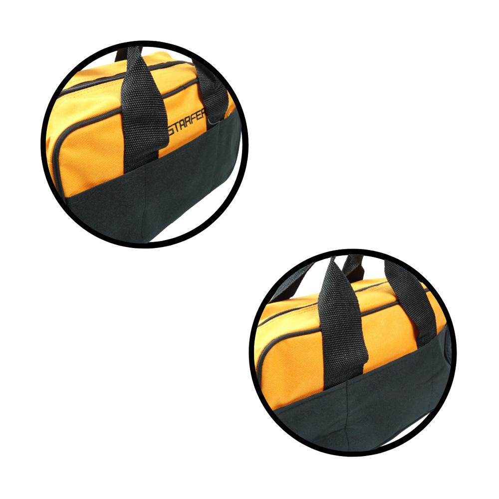 Bolsa Para Ferramentas Com 8 Bolsos Compacta Starfer