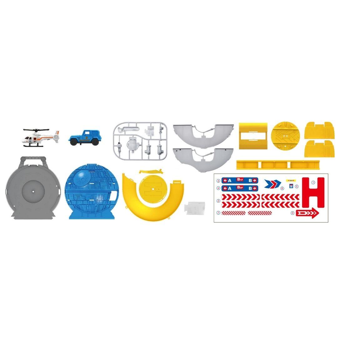 Brinquedo Pista Estacionamento Carro Posto Elevador Infantil