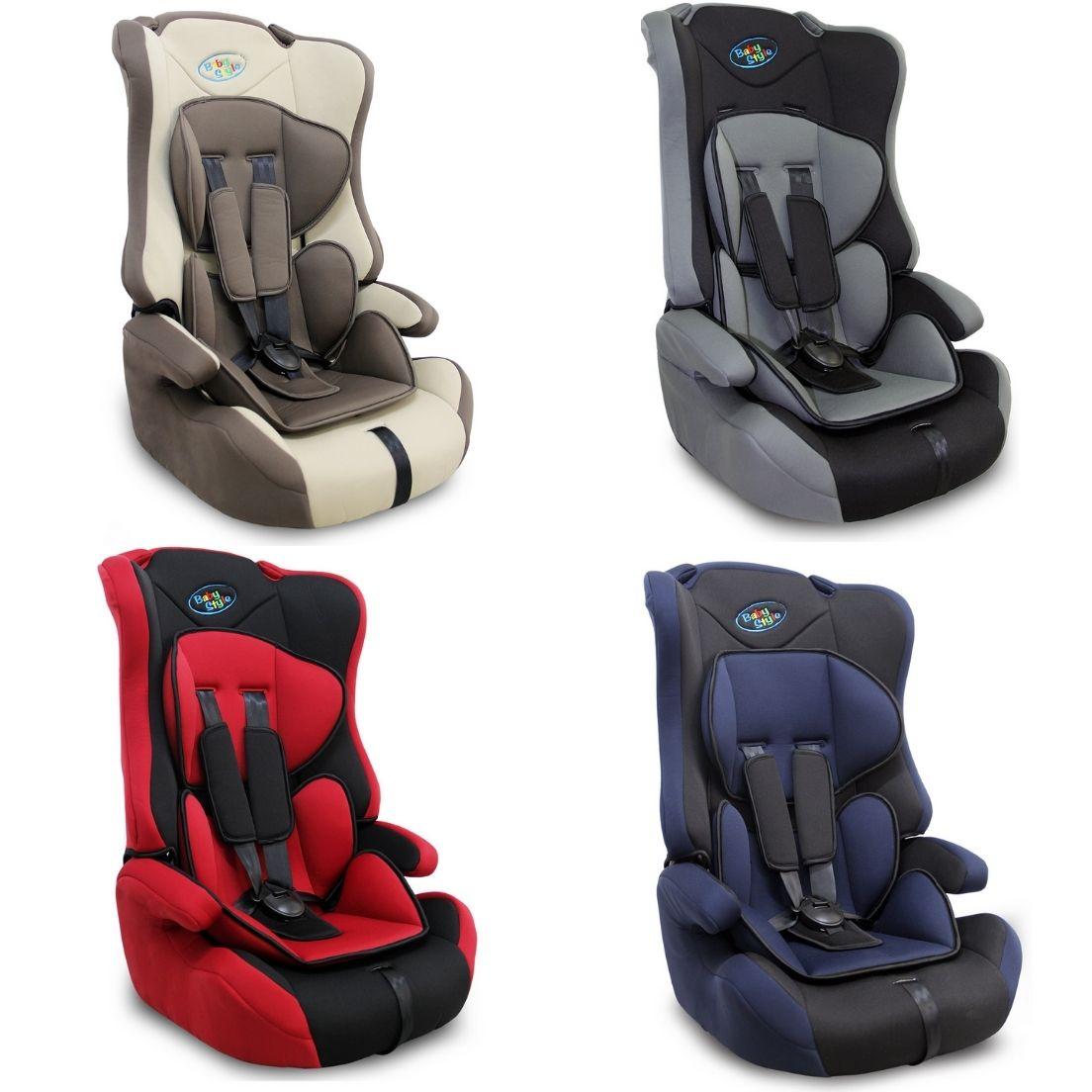 Cadeira Bebê Auto Turbo Reclinável 0 a 36kg Baby Style