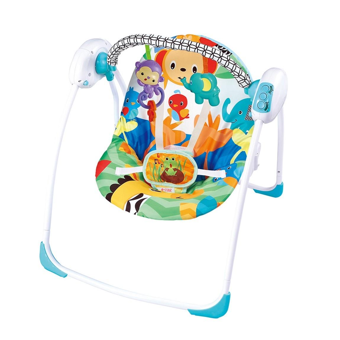 Cadeira descanso Bebê 11kg Swing Star Baby
