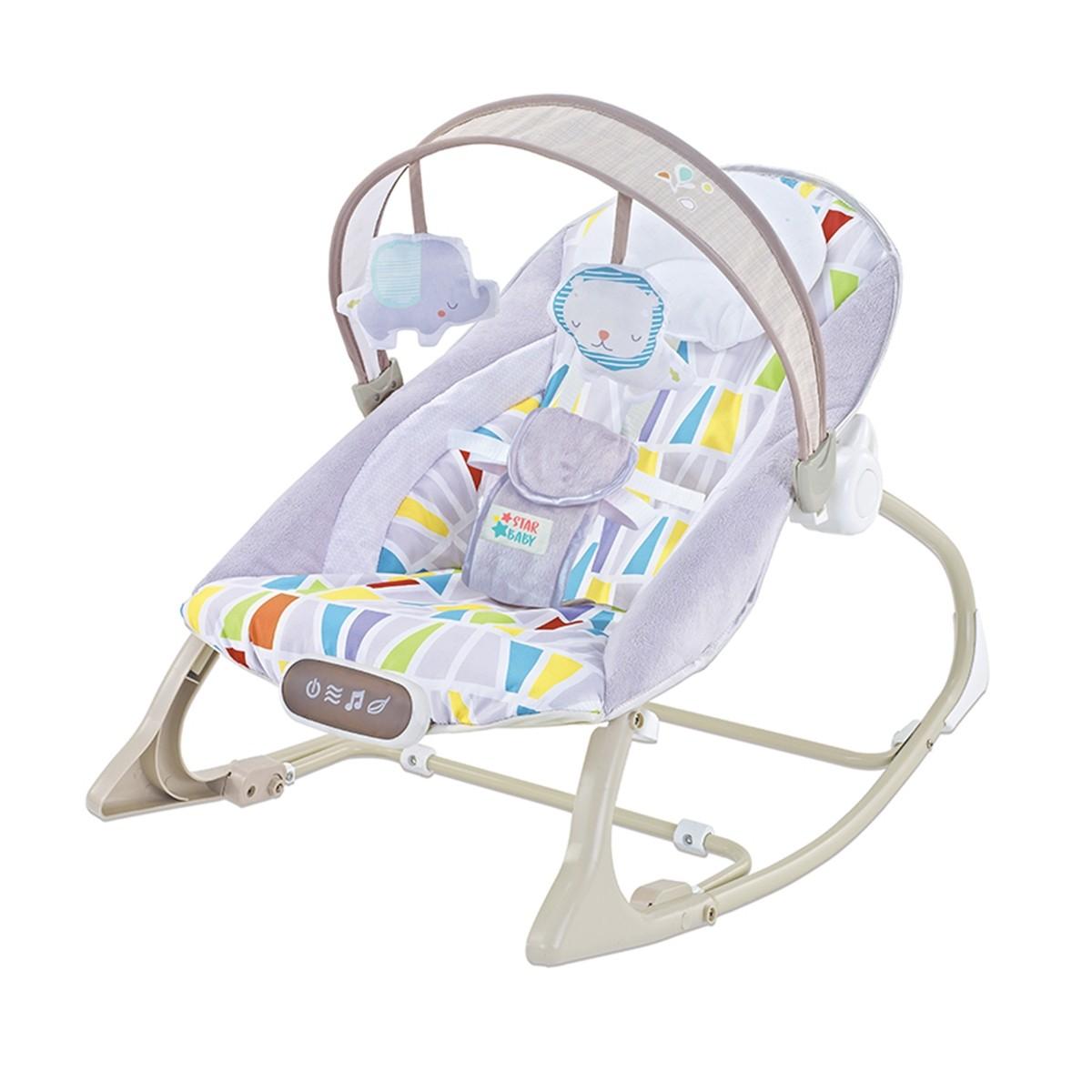 Cadeira descanso Bebê 18kg Care Star Baby