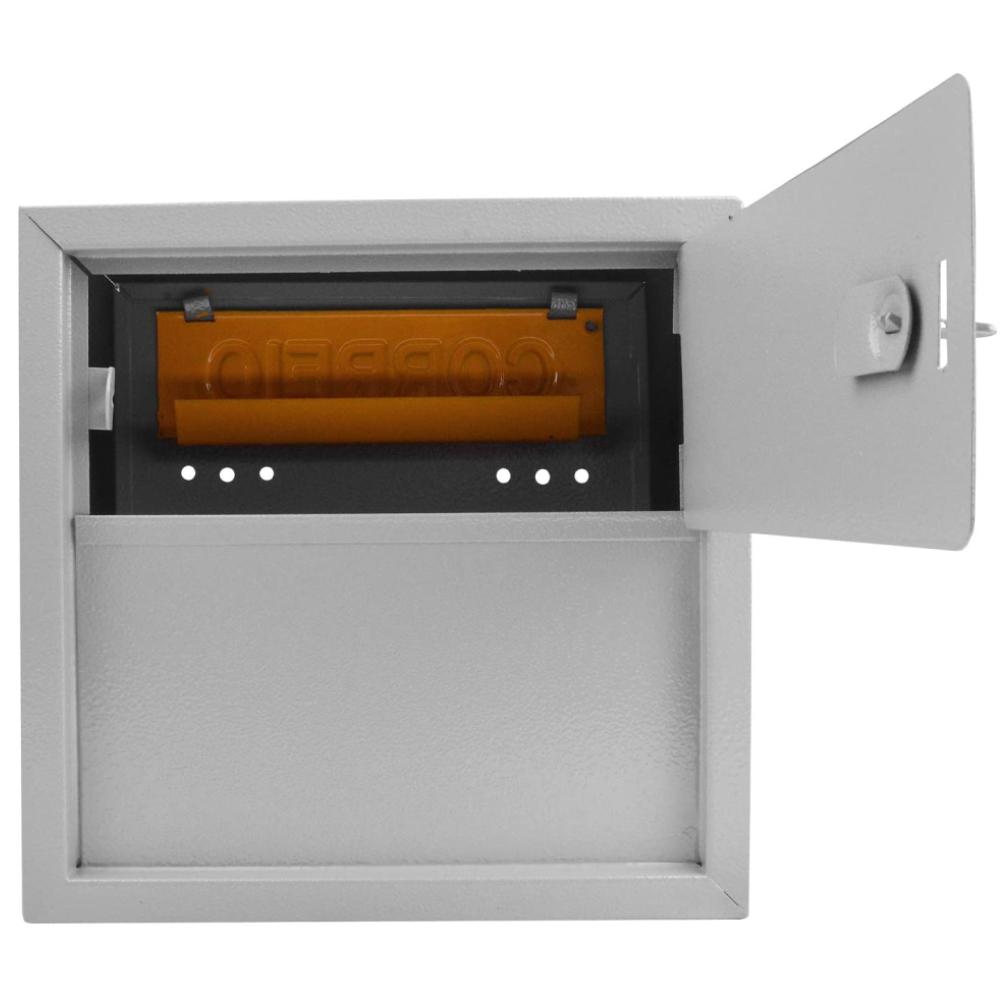 Caixa de correio em chapa de aço n° 3 Fercar