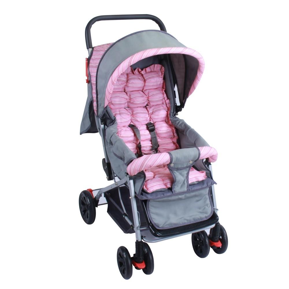 Carrinho De Bebê Berço E Passeio Sweet Baby Style