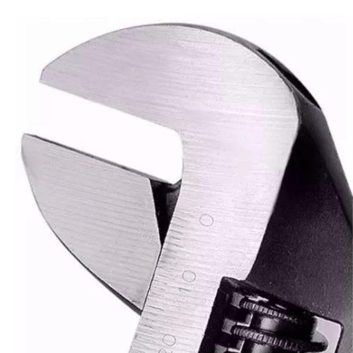 Chave Inglesa Ajustável Fosfatada 8 Pol. Stanley