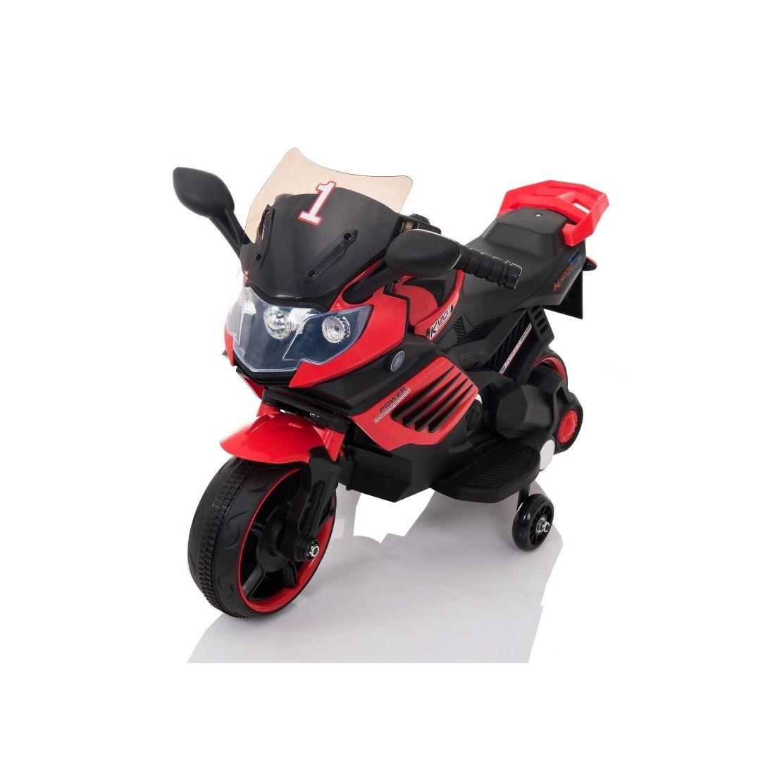 Mini Moto Elétrica Infantil Motorizado Brinquedo Criança