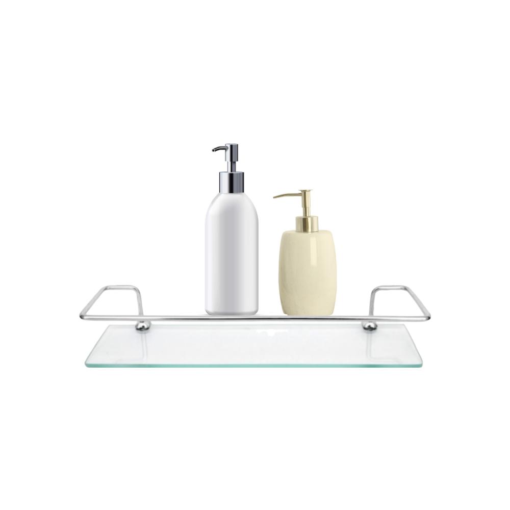 porta shampoo reto 40 cm Hidrolar