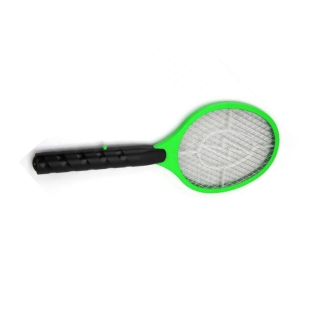 Raquete Elétrica Mata Moscas Mosquito Starfer 2 Pilhas AA
