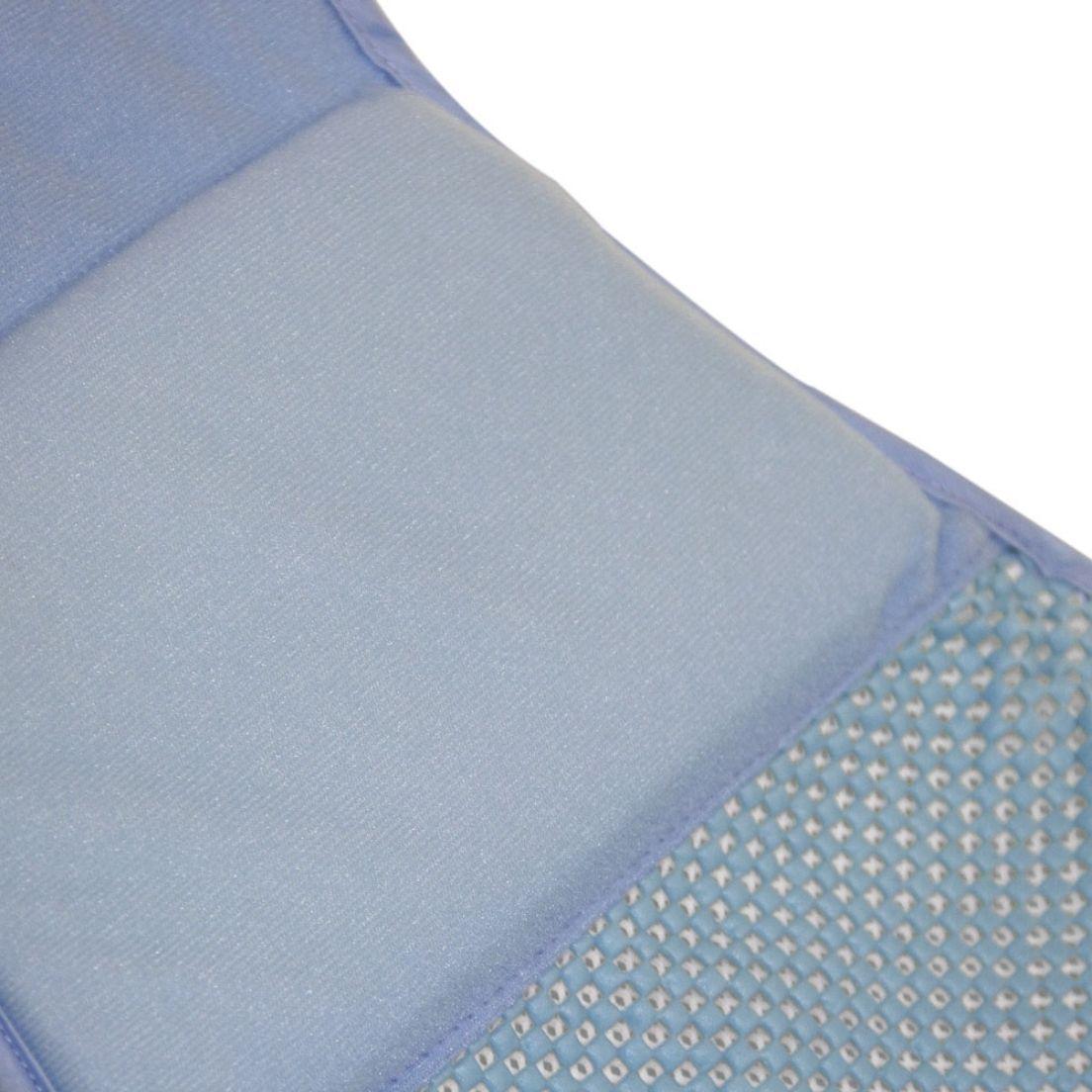 Rede Para Banheira Azul Baby Style