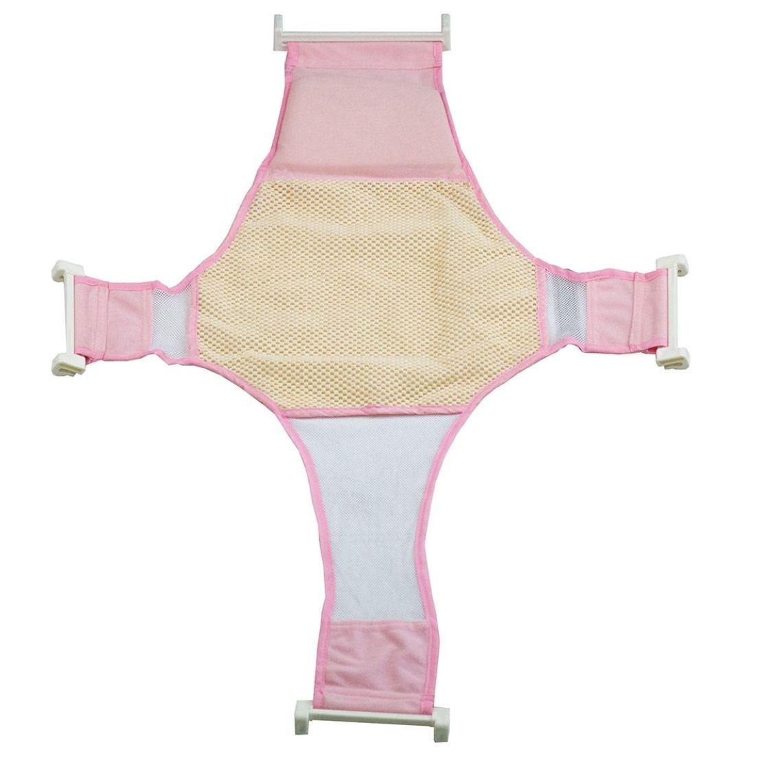 Rede Para Banheira Rosa Baby Style