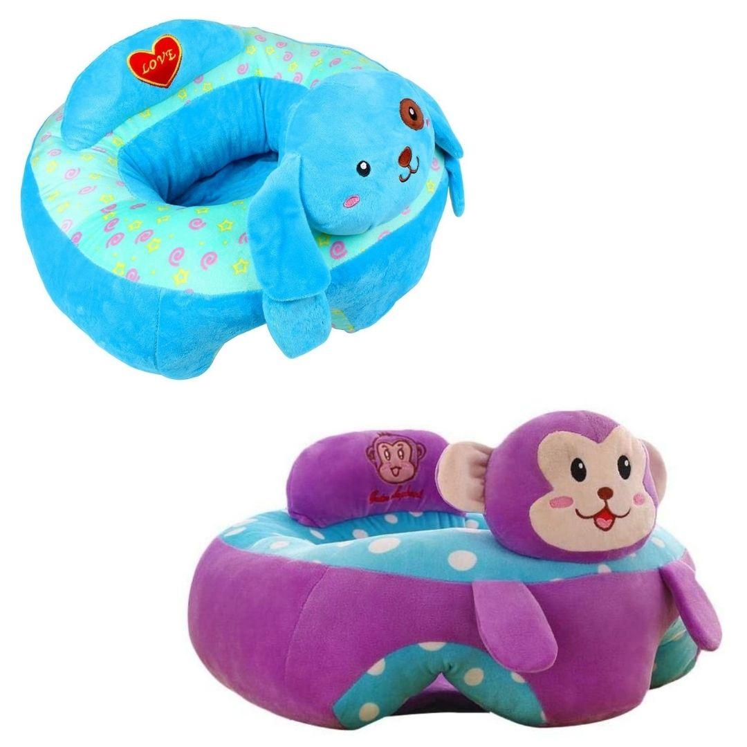 Sofazinho Almofada Poltrona Descanso Bebê