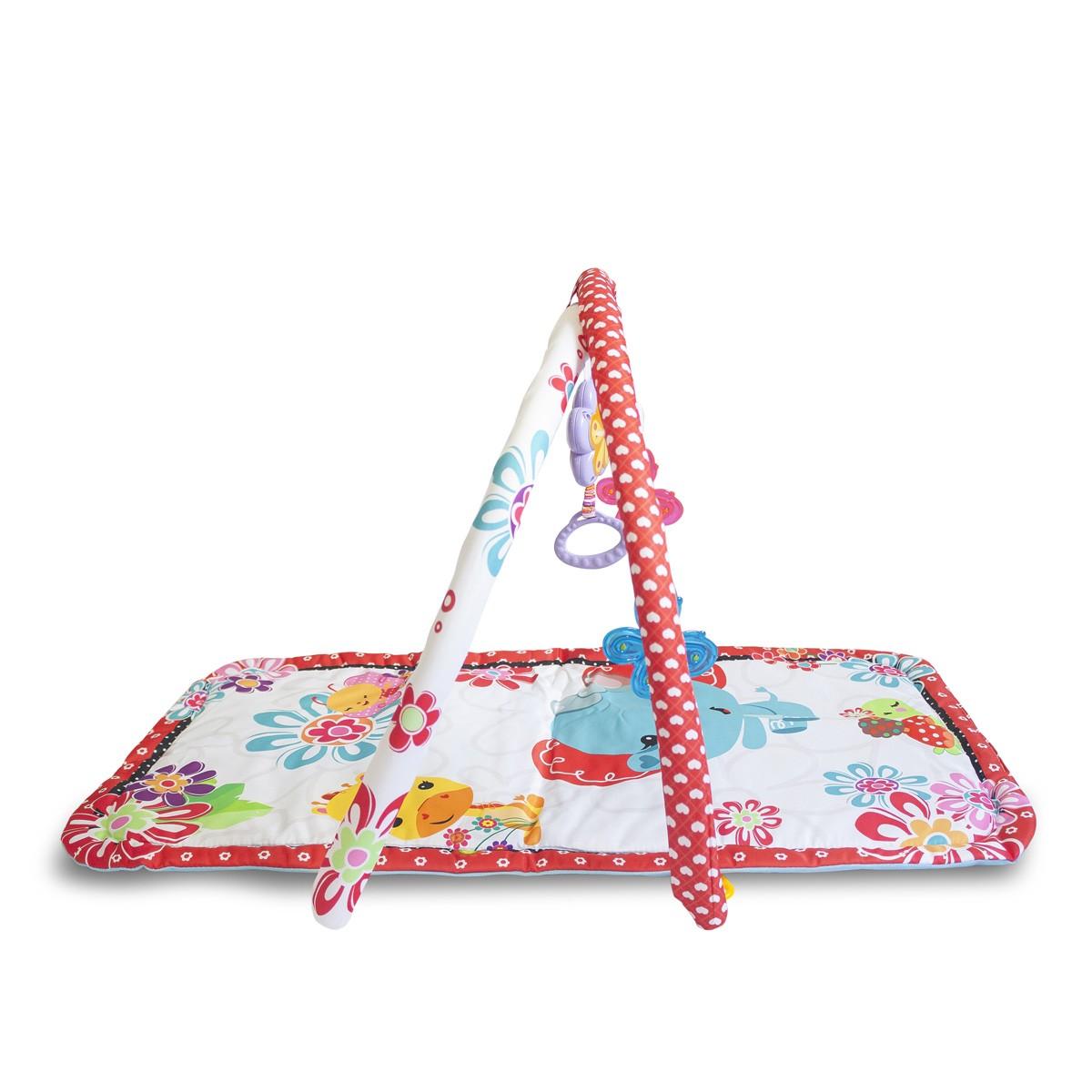 Tapete com Mobile Para Bebê Diversão Star Baby