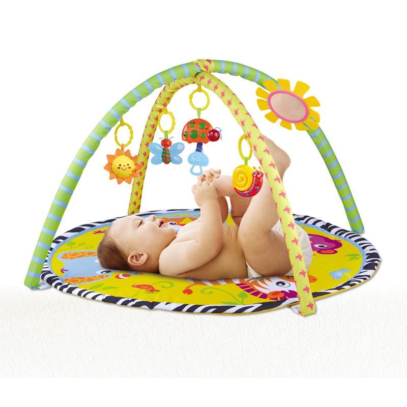 Tapete De Atividades Musical 2 Em 1 Baby Style