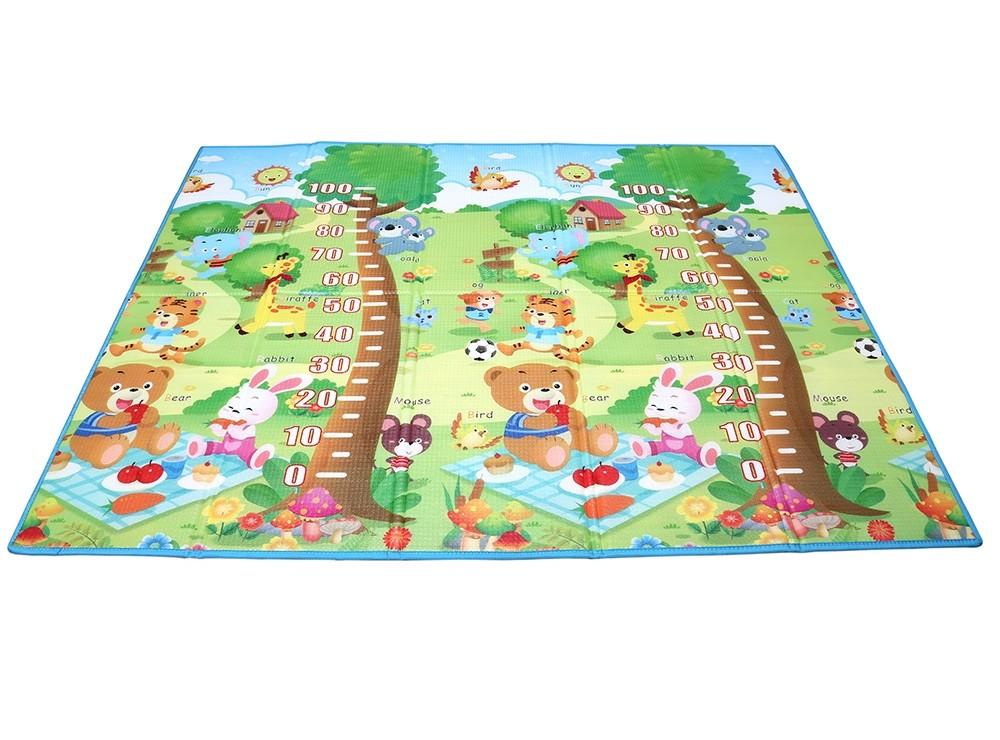 Tapete Tapetão Dobrável Urso 1.5x2m Baby Style