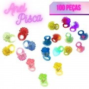 Anel Pisca c/100 (Sortidos)