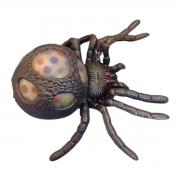 Aranha de Borracha com Bolinhas em Gel Coloridas