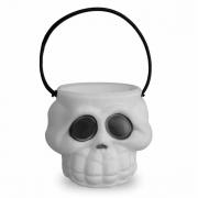 Balde Cabeça Esqueleto