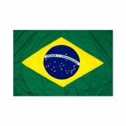 Bandeira do Brasil Tecido 95x65cm