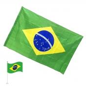 Bandeira do Brasil Tecido Gigante 3,00x2,00M