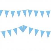 Bandeirola Decorativa Azul c/3 metros