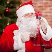 Barba Papai Noel Luxo