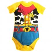 Body Woody Toy Story Bebê
