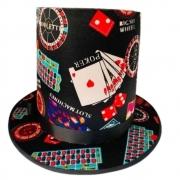 Cartola Poker Noivo Cetim