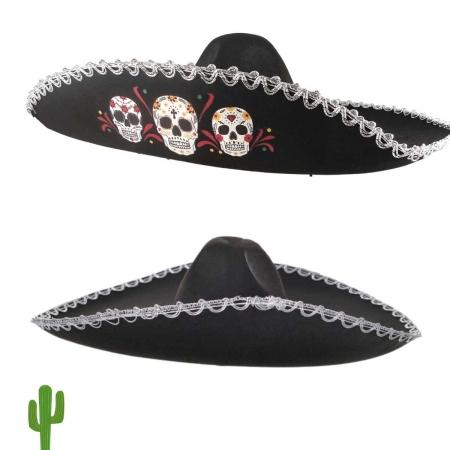 Chapéu Mexicano Veludo