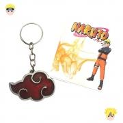 Chaveiro Naruto Akatsuki Nuvem