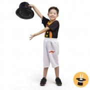 Fantasia Mágico Mundo Bita Infantil Masculino FF