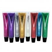 Gel Glitter Bisnaga ColorMake 30g