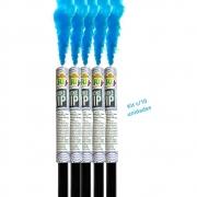 Kit Fumaça Azul para Chá de Revelação c/10 unid