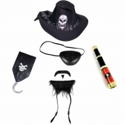Kit Pirata Tradicional
