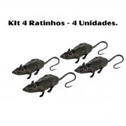 Kit Ratinhos com 4