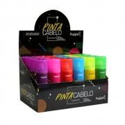 Kit Tinta para Cabelo Fluorescente 135ml c/ 6 unidades
