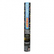 Lança Confete Neon 40 cm