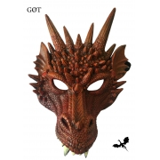 Máscara Dragão Vermelho