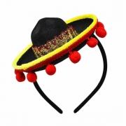 Tiara Chapéu Mexicano