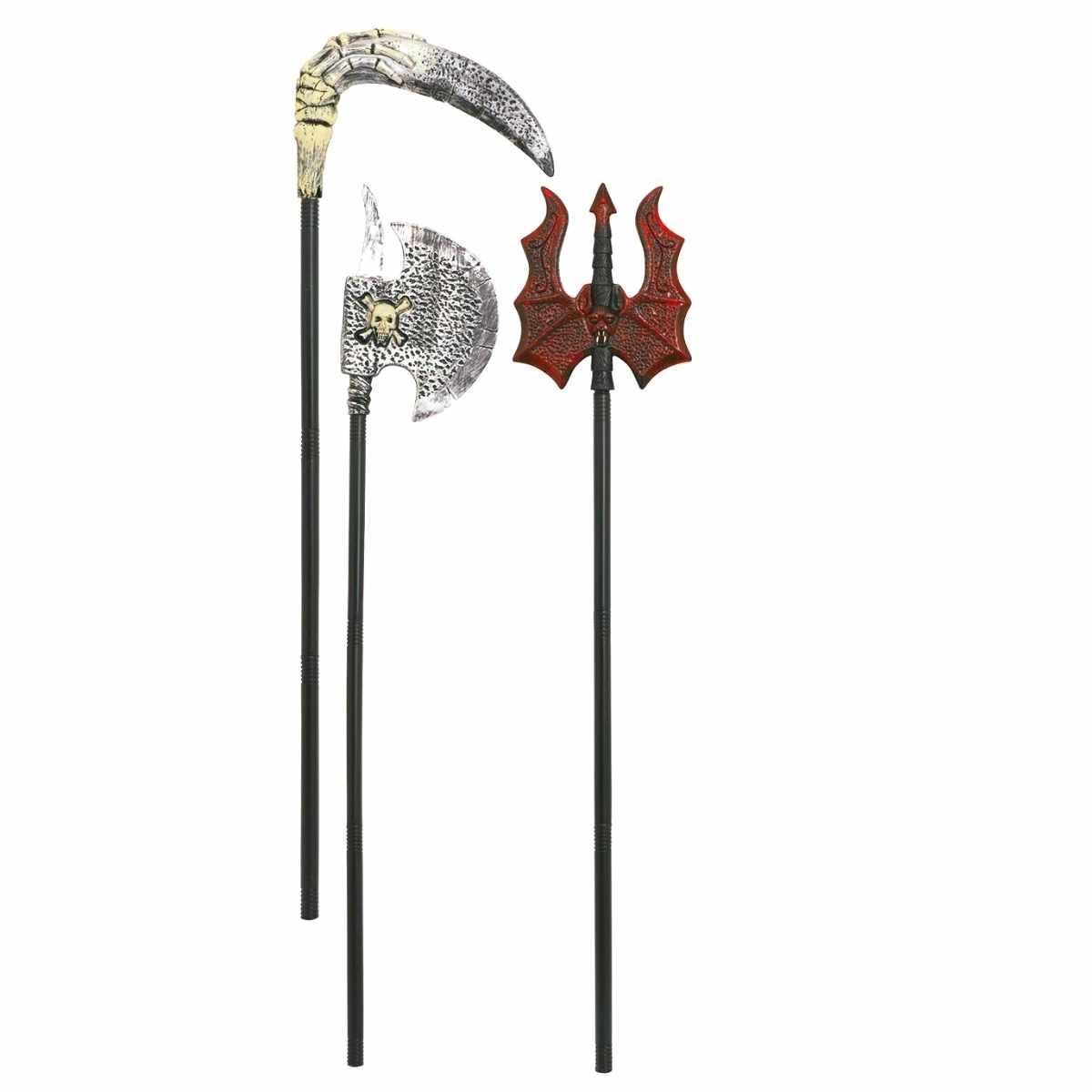 Acessórios para Fantasia Halloween Luxo 53cm