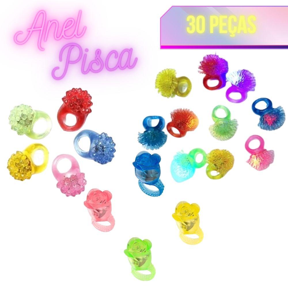 Anel Pisca c/30 (Sortidos)