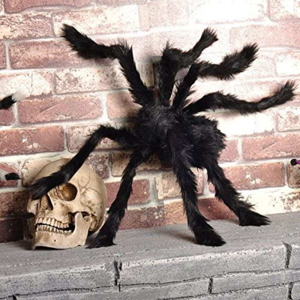 Aranha Peluciada 50cm