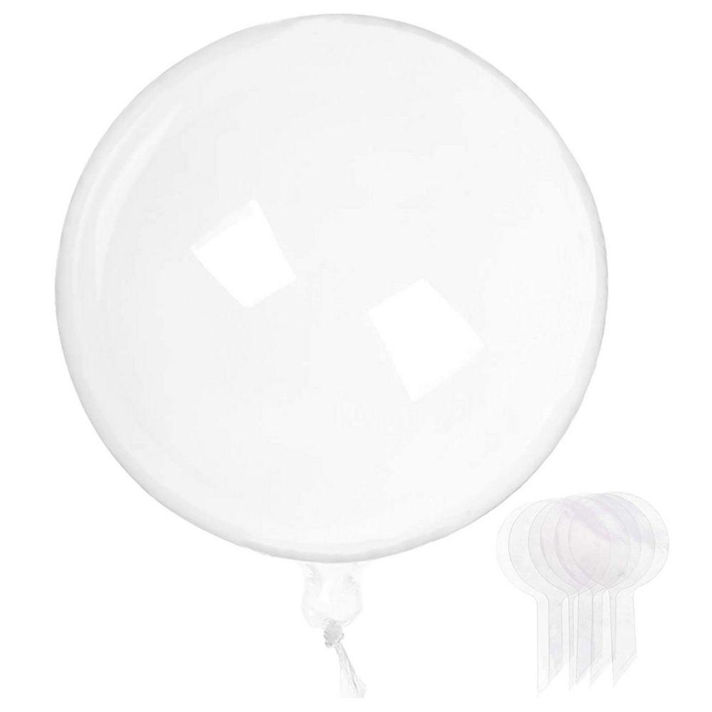 Balão Bubble 10 Polegadas (25cm)