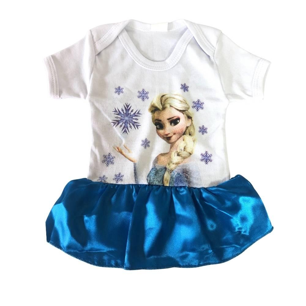 Body Elsa Bebê