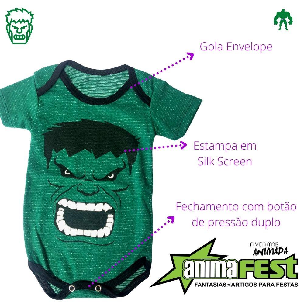 Body Hulk Bebê