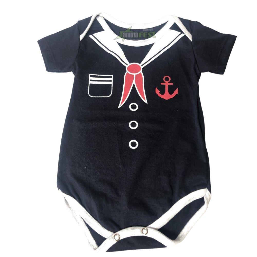 Body Marinheiro Bebê