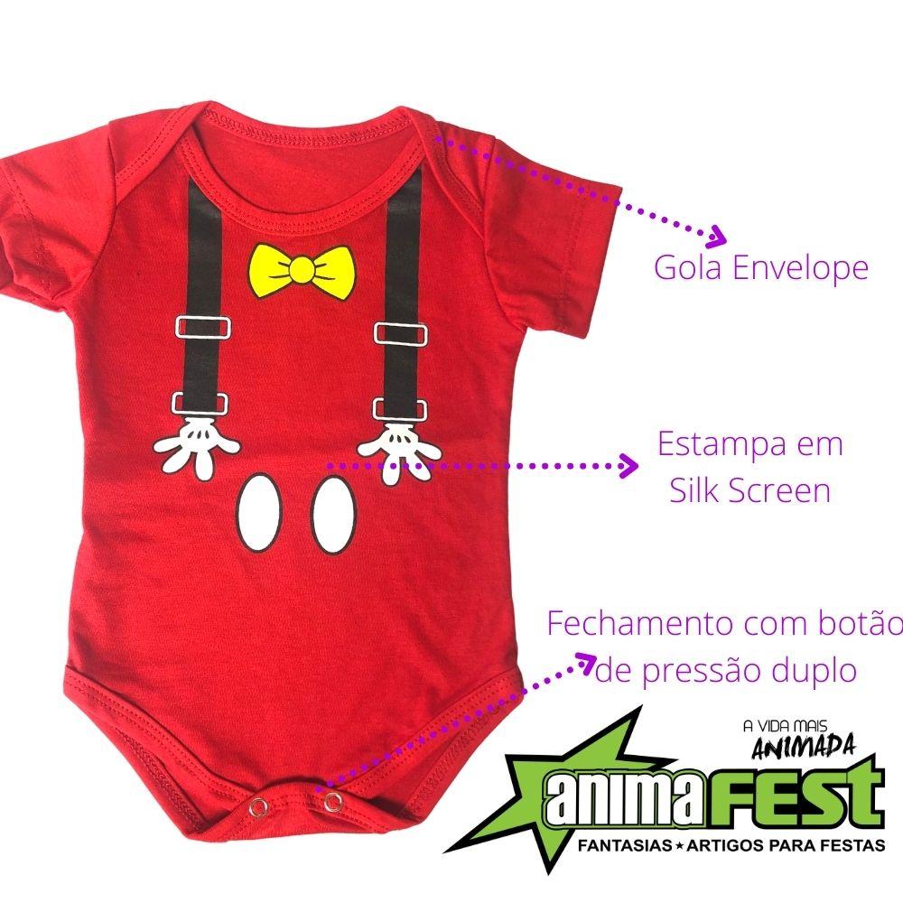 Body Mickey Bebê