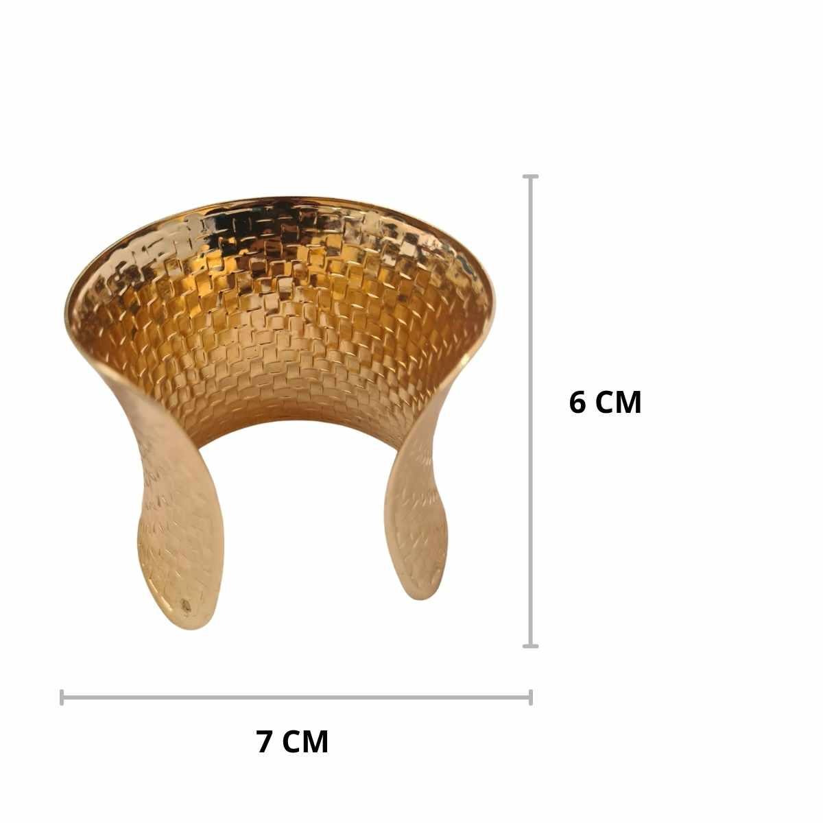 Bracelete Metálico Y0763