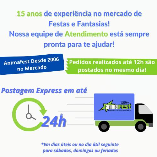 Buzina a Gás 300ml / 150g (Buzina do Brasil) c/6