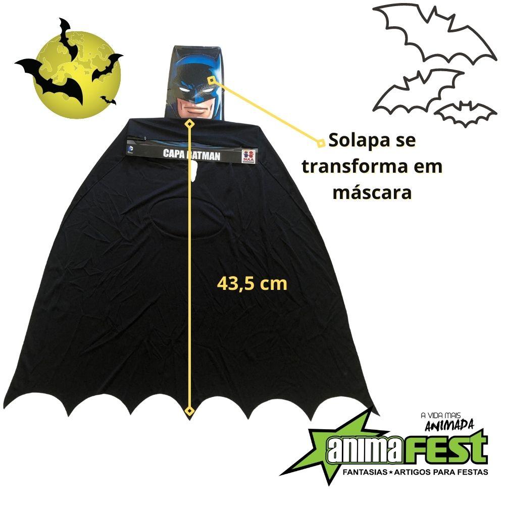 Capa Batman Infantil (SL)